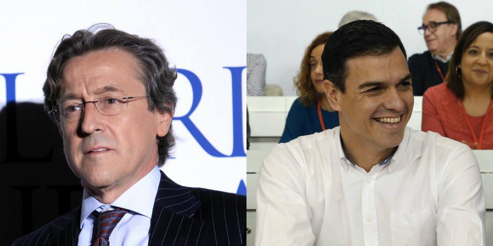 Las contradicciones del PSOE con los menas que ha criticado Hermann Tertsch, de Vox
