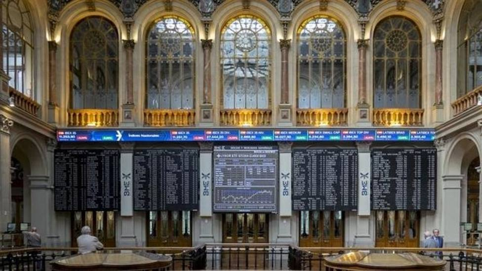 Los bancos tiran de una Bolsa que ha subido cerca de un 4 por ciento en dos semanas