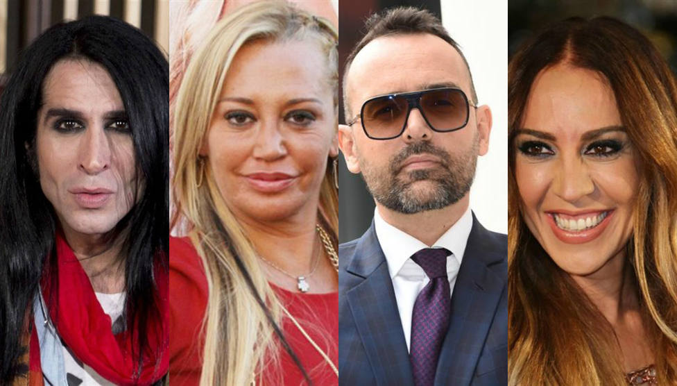Estos son los cambios de 'look' más sorprendentes de los famosos de la televisión