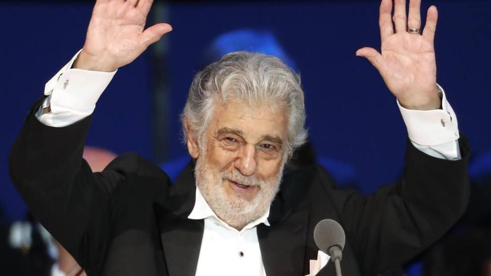 Gran ovación a Plácido Domingo en Zúrich por su regreso a los escenarios europeos