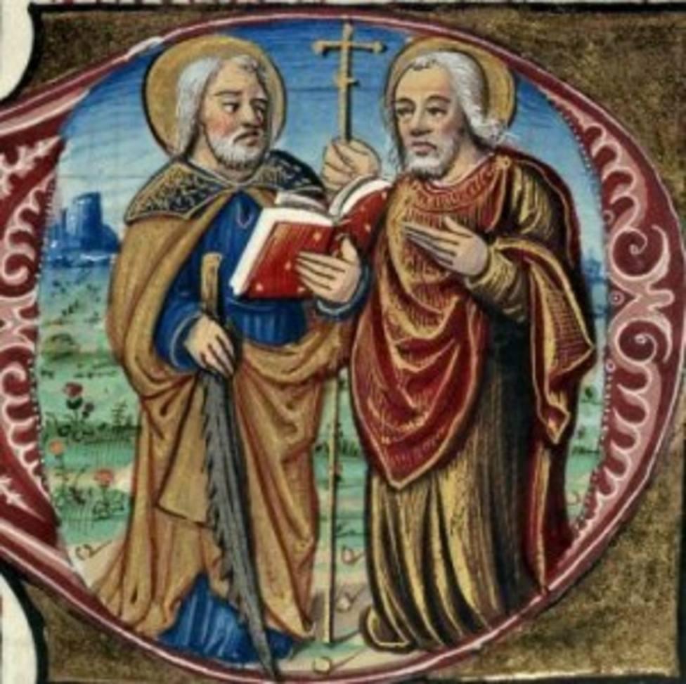 Santos Apóstoles Simón y Judas Tadeo: Los testigos valientes del Evangelio