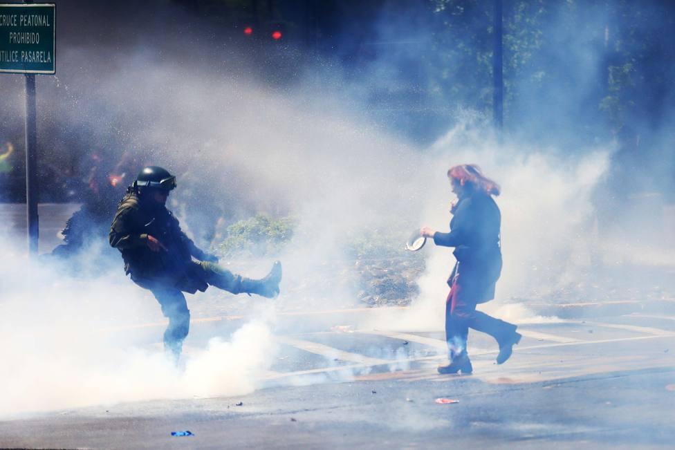Expertos de la ONU denuncian excesos de las fuerzas de seguridad chilena durante las protestas