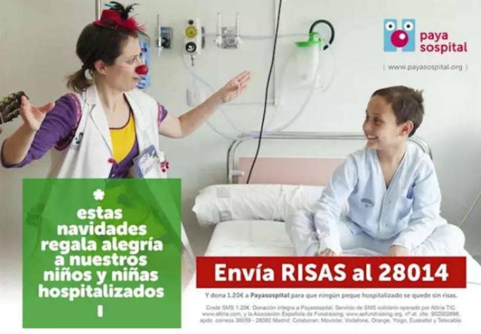 Reto de Payasospital / EP