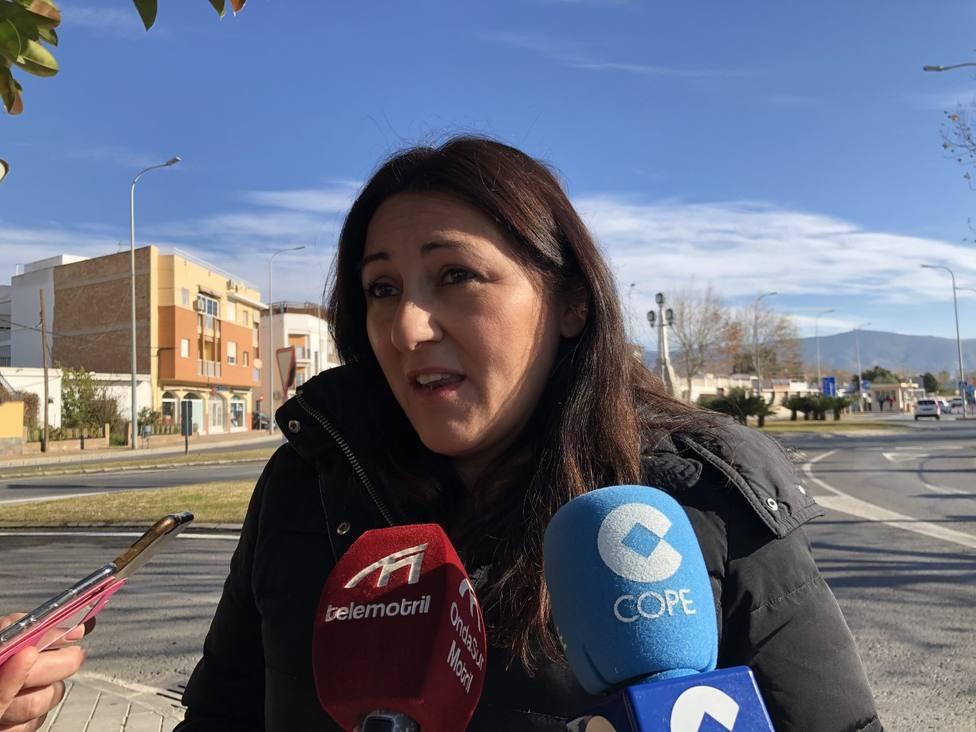 Alejandra Durán, diputada provincial de Podemos