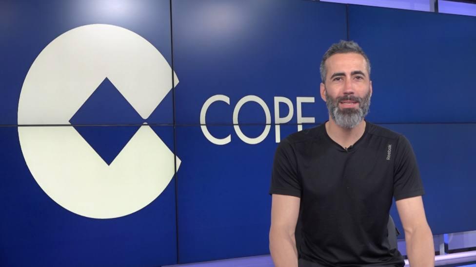 Ponte en forma durante la cuarentena con Paco Dávila, entrenador personal del Grupo COPE