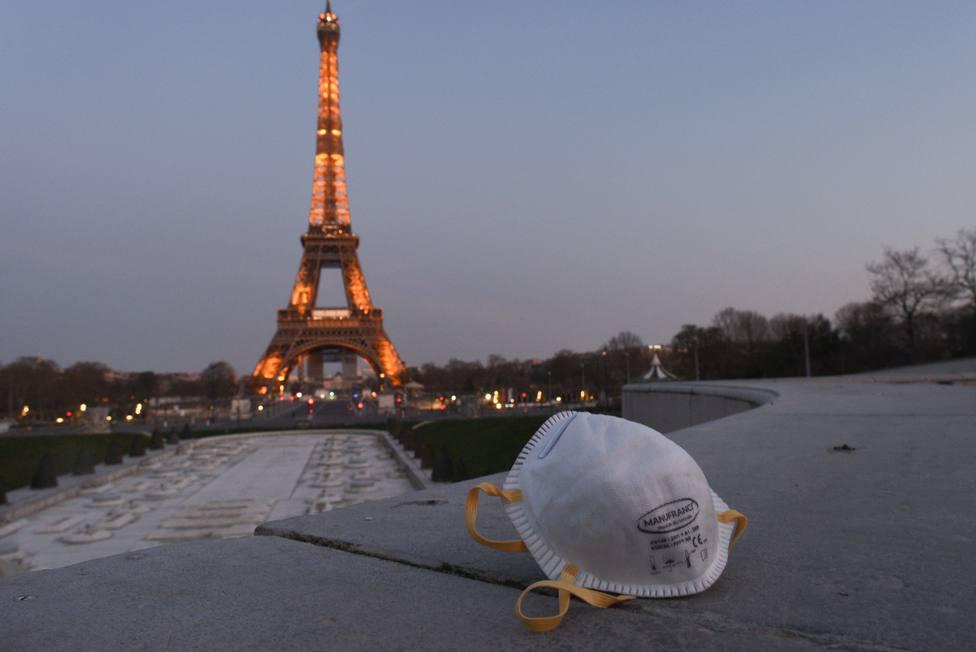 París comienza a trasladar pacientes de coronavirus a otras regiones por falta de capacidad