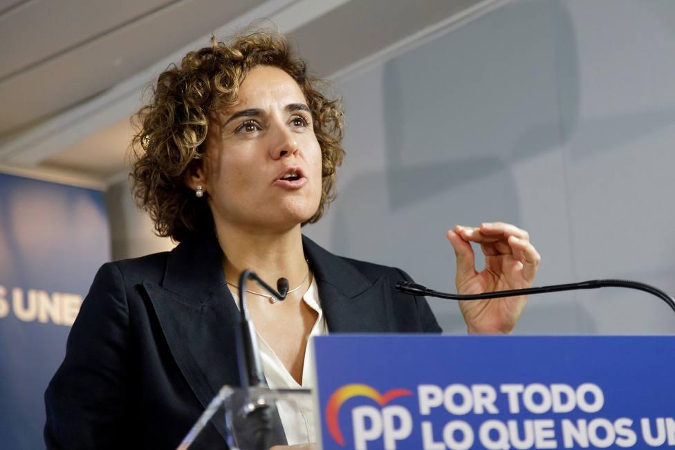 Montserrat anuncia que el PP denunciará la derogación de la reforma laboral ante la Comisión Europea