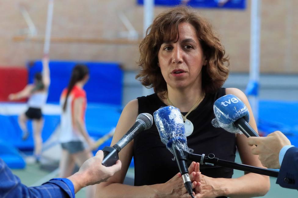 Secretaria de Estado de Deporte visita instalaciones de centro de alto rendimiento