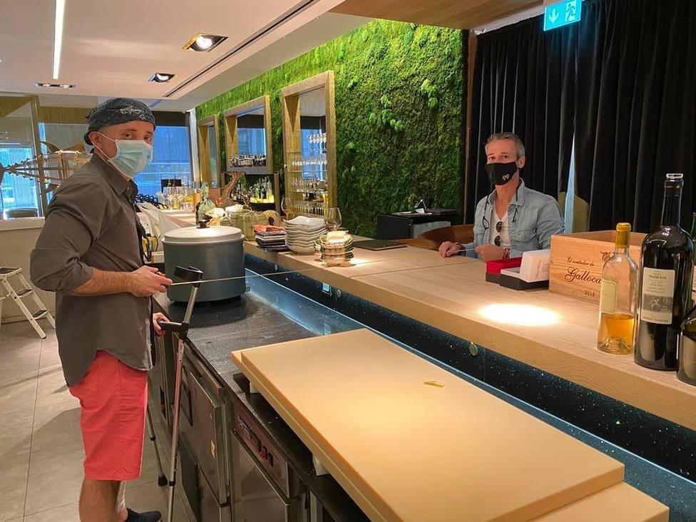 99 KO Sushi Bar, primer estrella Michelin que cierra por la pandemia