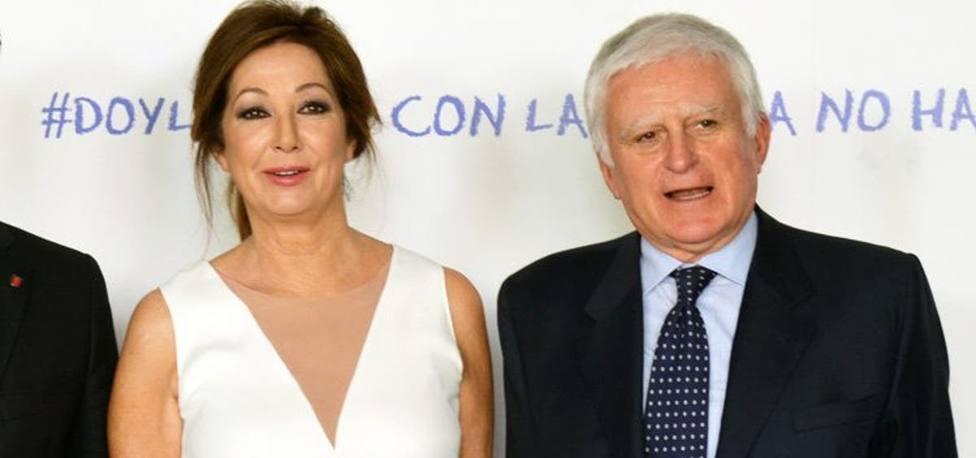 La Ana Rosa Quintana más empresaria hace más poderoso, si cabe, a Paolo Vasile dentro de Telecinco