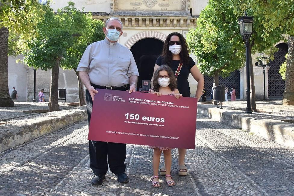 El Cabildo Catedral hace entrega de los premios de los concursos convocados durante el confinamiento