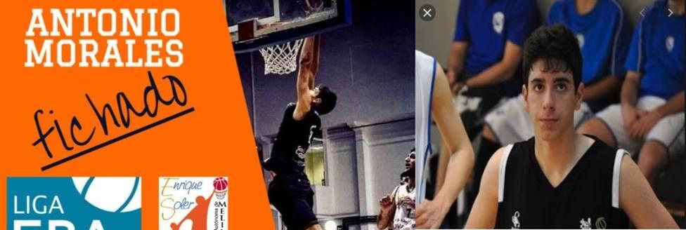 La cantera de Eliocroca Basket presente un año más en liga EBA