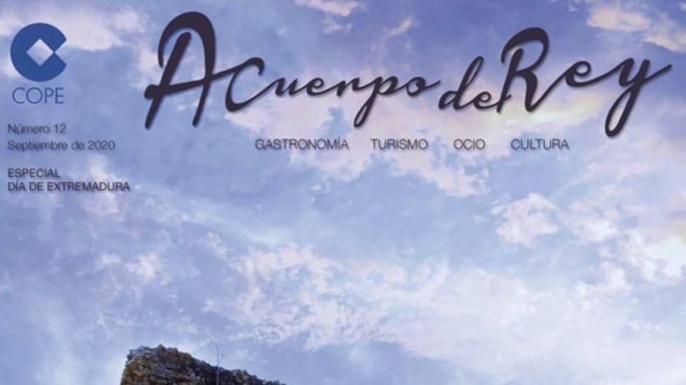 Revista A CUERPO DE REY 12