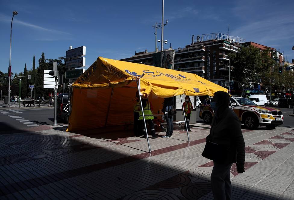 La Comunidad de Madrid registra 3.814 casos nuevos, 1.205 en las últimas 24 horas, y 52 fallecidos