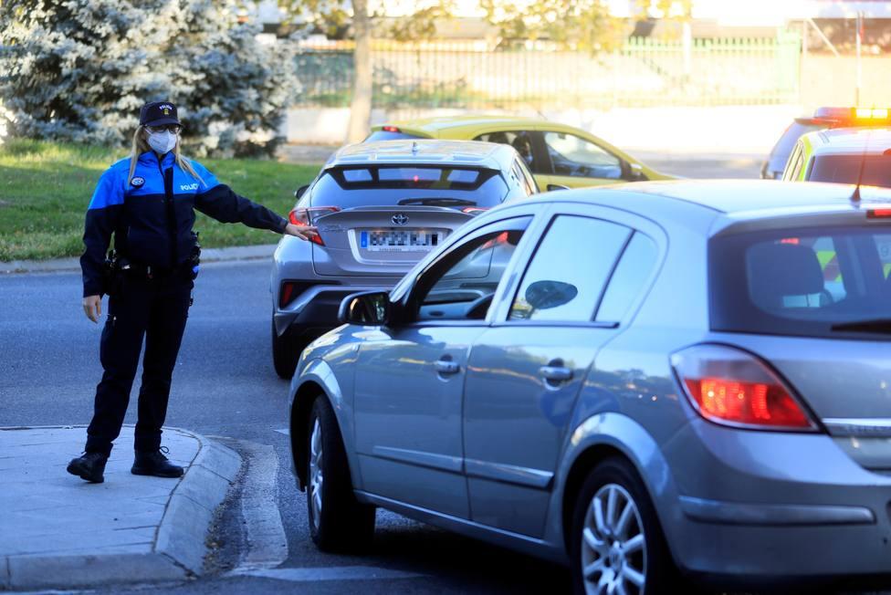 La Policía accederá a datos sanitarios para controlar que se cumplen las cuarentenas en Madrid