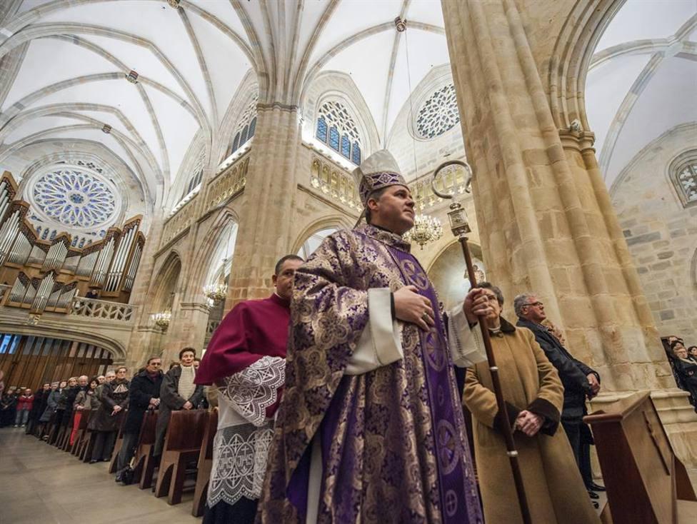Mario Iceta, arzobispo de Burgos