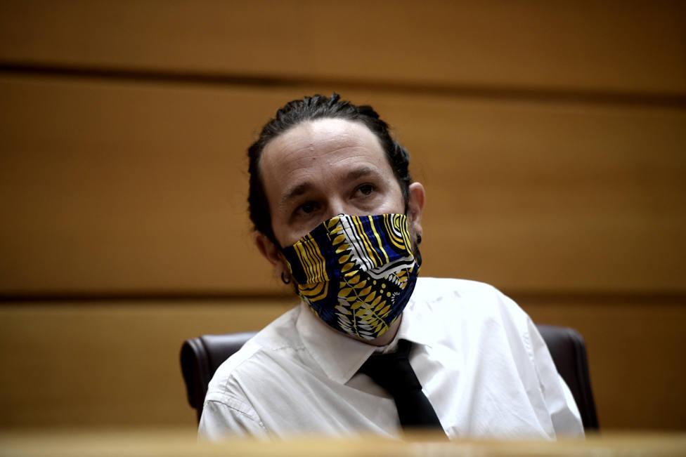 Pablo Iglesias pide la nulidad radical de la petición para que el Supremo le investigue por el caso Dina