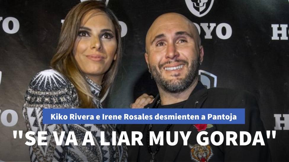 Kiko Rivera desmiente las acusaciones hechas por Isabel Pantoja en 'Sálvame' sobre sus problemas económicos