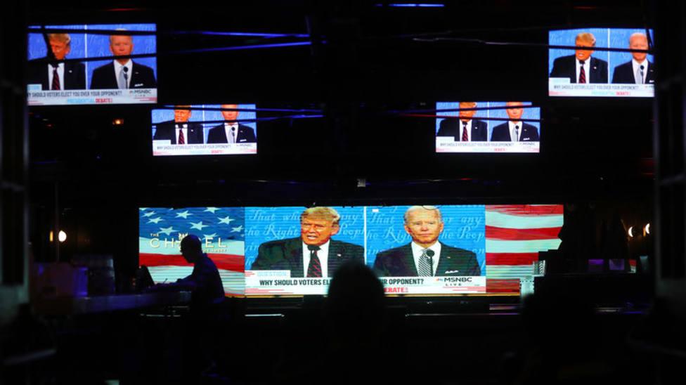 La película de Biden y Trump: los giros de guion que está marcando la campaña