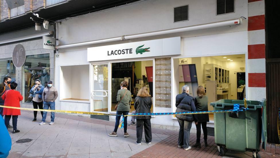 Vandalismo, pillaje y disturbios en Logroño: El día después tras la noche más violenta