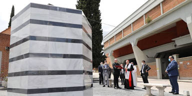 ctv-kqm-tumulo del recuerdo inauguracion