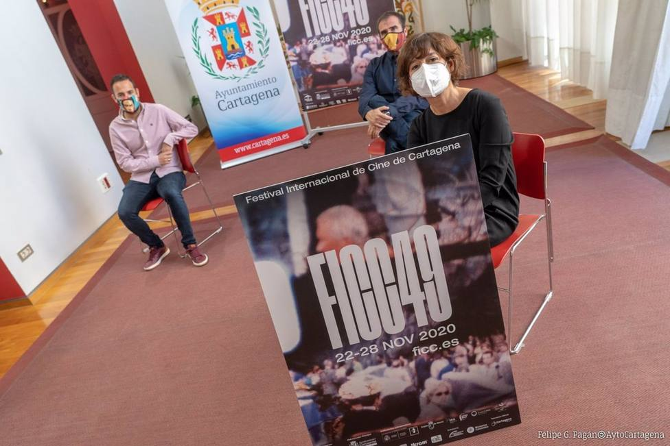 El Festival de Cine de Cartagena ofrecerá más de 60 películas que podrán verse desde casa