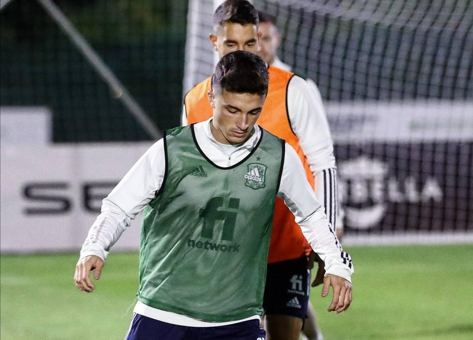 Manu García fue protagonista en la victoria de la selección Sub-21