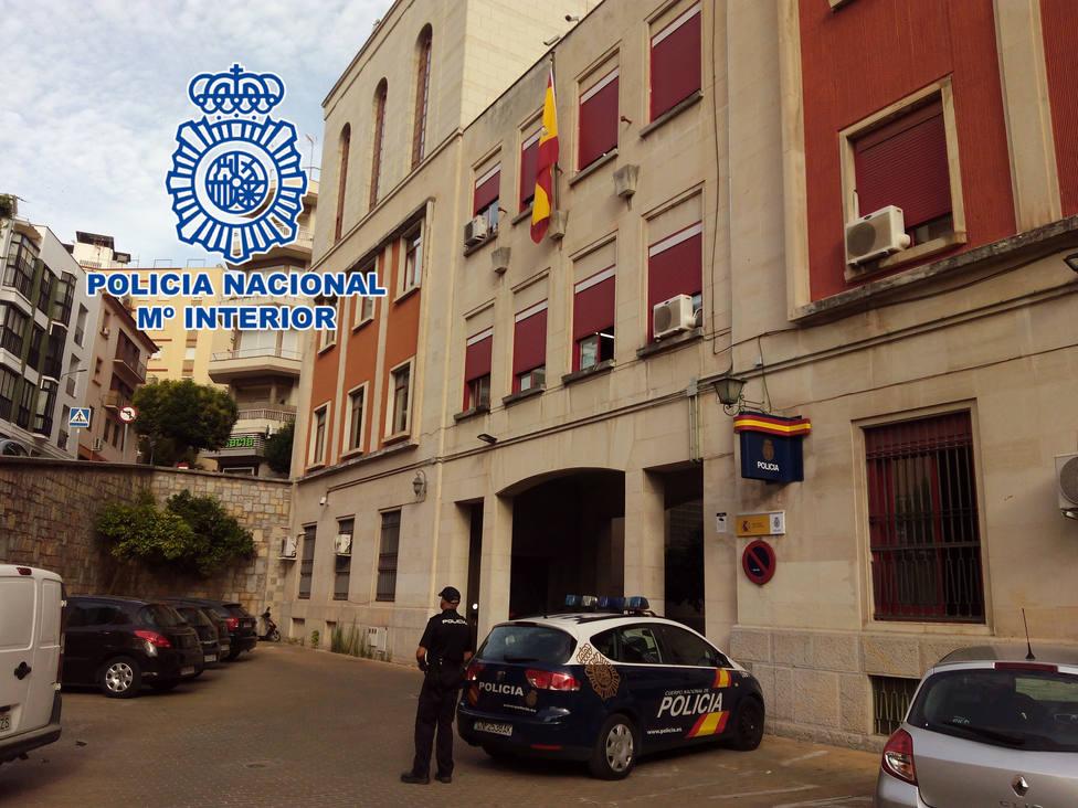 La Policía Nacional detiene en Jaén a un hombre que apuñaló a su compañero de vivienda