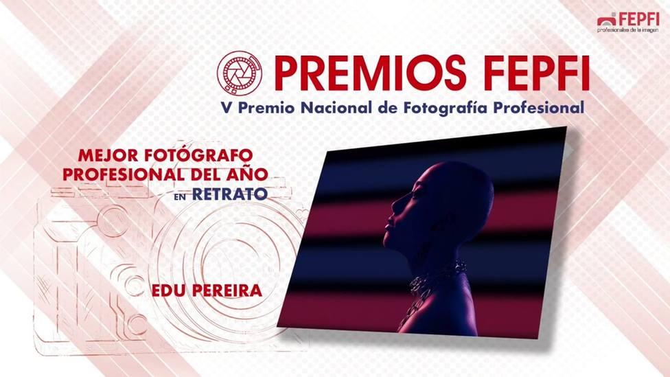 Imagen con la que Edu Pereira ha ganado este premio nacional - FOTO: FEPFI