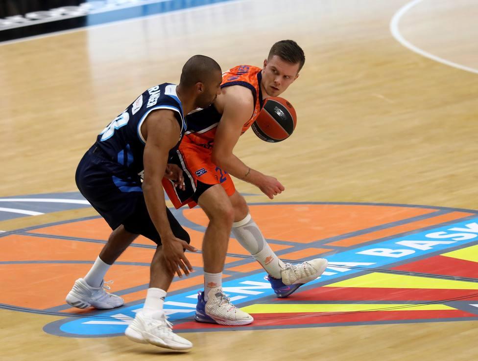 El Alba Berlín dio la sopresa y se impuso al Valencia Basket