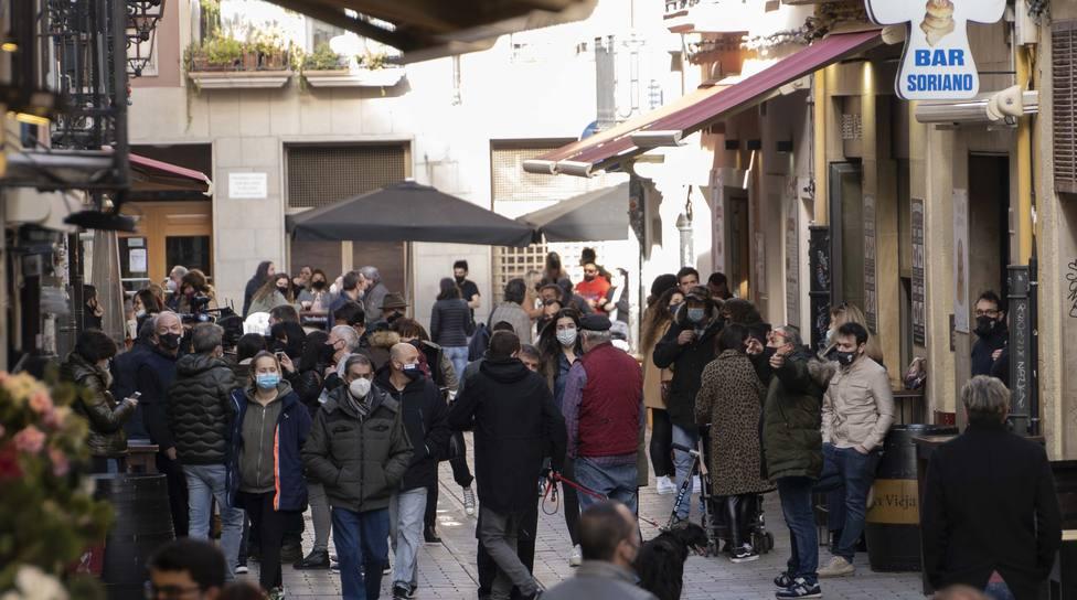 El Gobierno de La Rioja aconseja renunciar al vermú de Año Nuevo