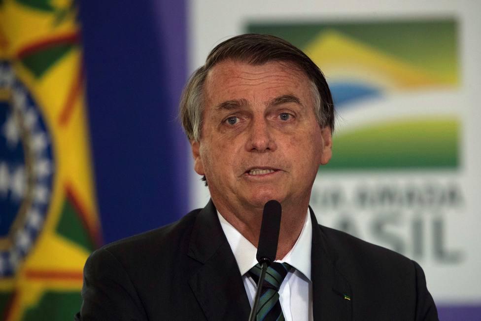 Bolsonaro se desmarca de la crisis brasileña y asegura que él no puede hacer nada