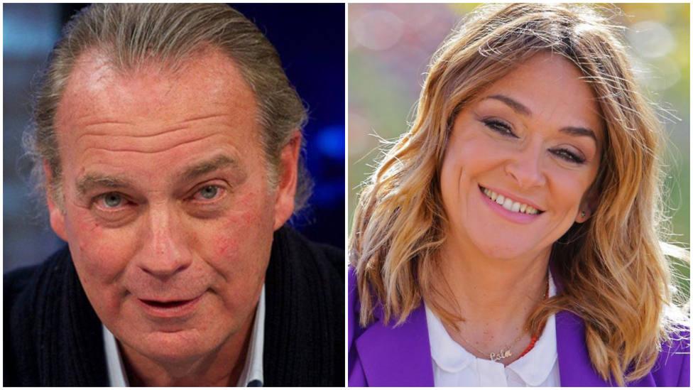 Toñi Moreno advierte a Bertín Osborne con lágrimas en los ojos: Si empezamos así...