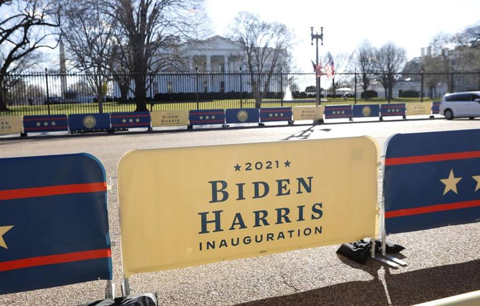 Las claves para seguir minuto a minuto la llegada de Joe Biden a la Casa Blanca