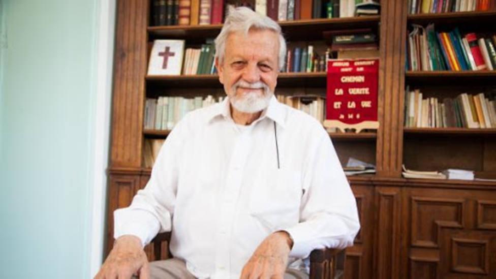 El sacerdote que ha dedicado sesenta años a servir en un territorio especialmente difícil como Argelia