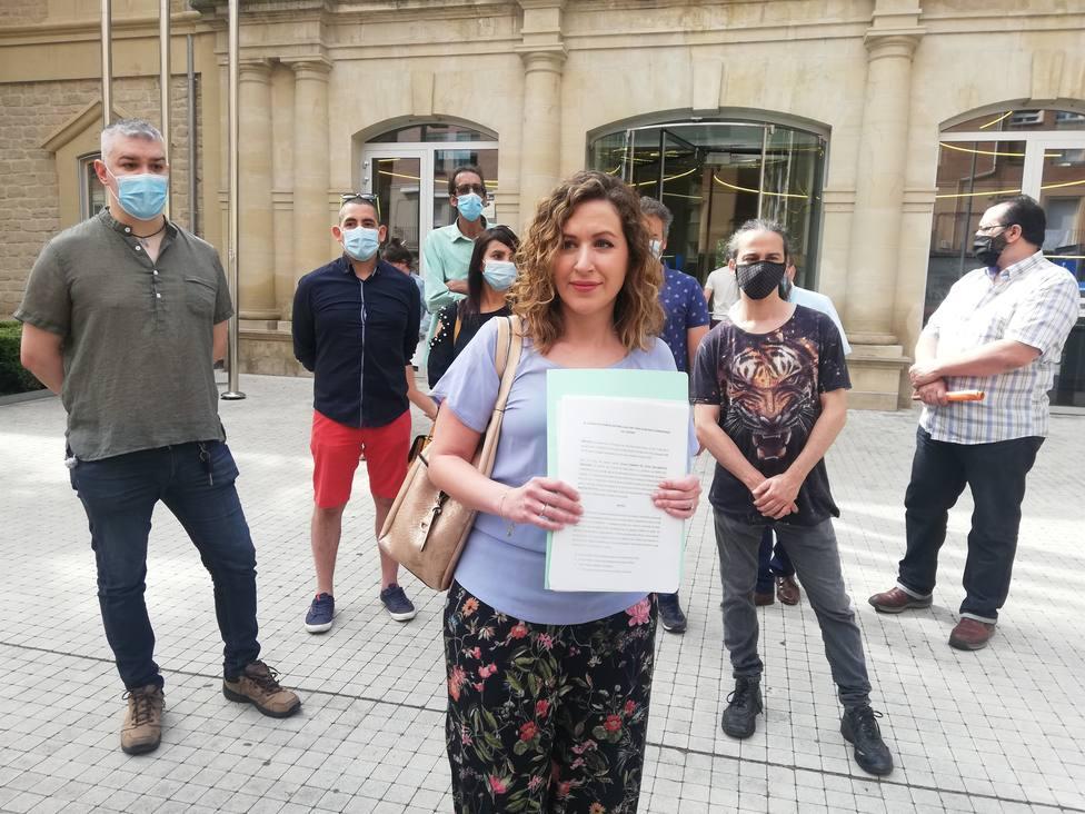 Reclaman en el juzgado anular las primarias de Podemos La Rioja tras agotarse sin respuesta los recursos internos