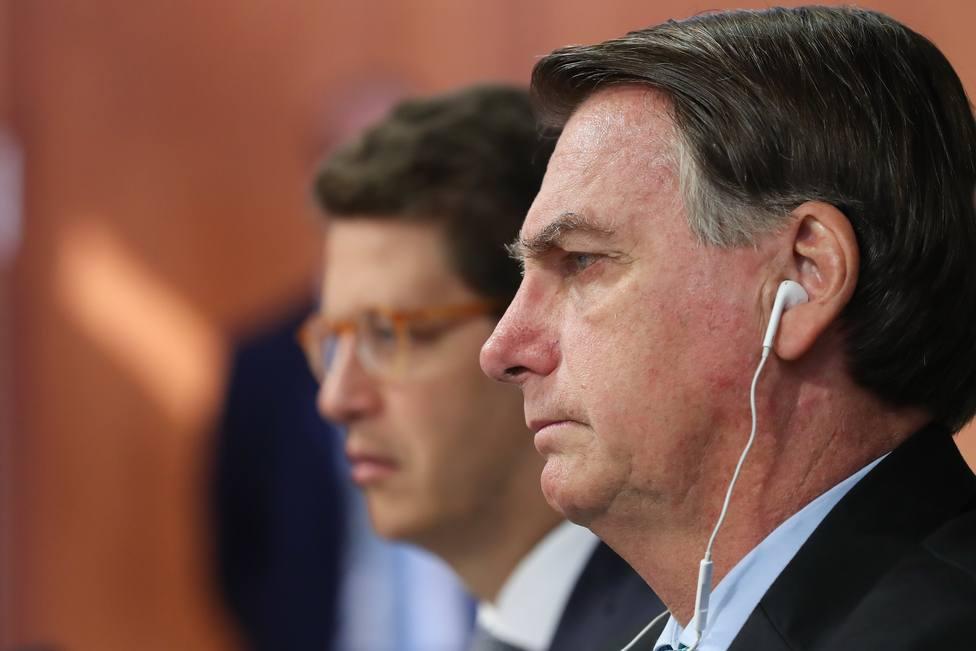 El 58 % de los brasileños cree que Bolsonaro es incapaz de liderar Brasil