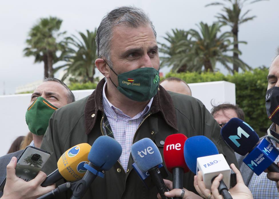 Ortega Smith, sobre los indultos: No puede haber porque el Supremo dice que no hay causa