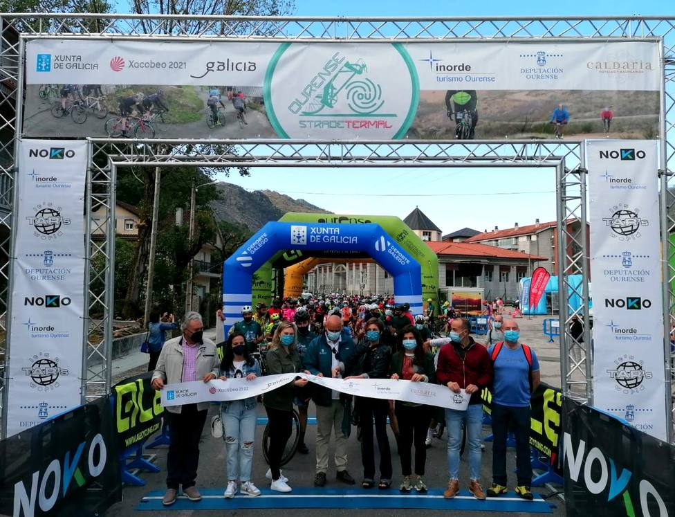 Ourense Strade Termal