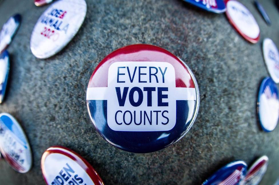 Los sondeos de las elecciones de 2020 en EEUU son los más alejados en los resultados de los últimos 40 años