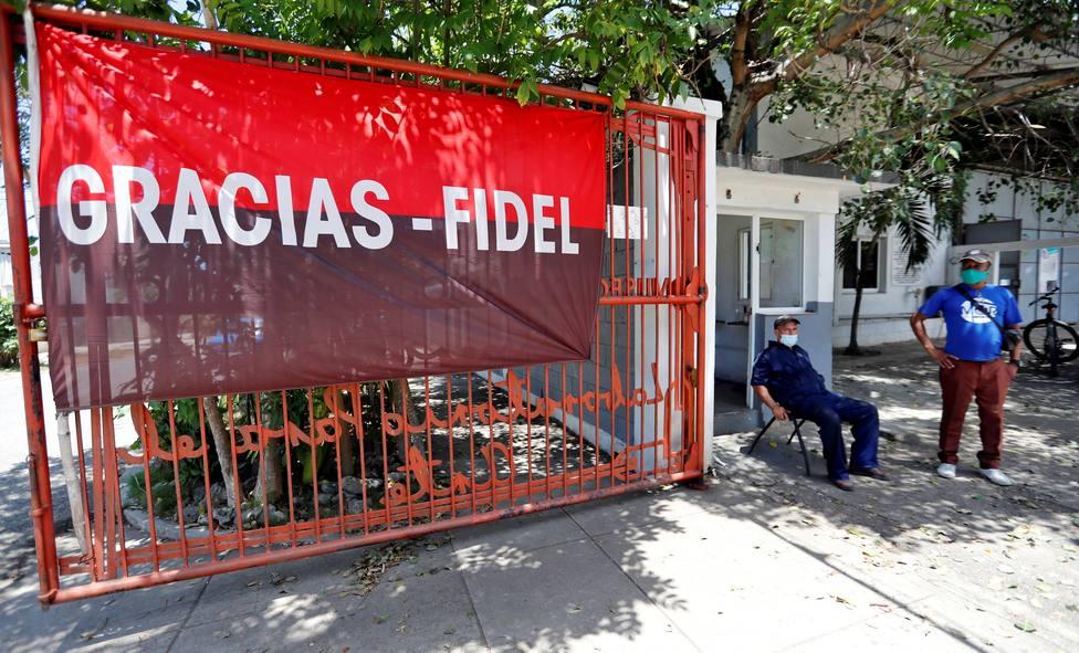 Cuba conmemora el 95 cumpleaños del fallecido expresidente Fidel Castro