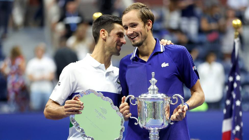 Medvedev, campeón del US Open
