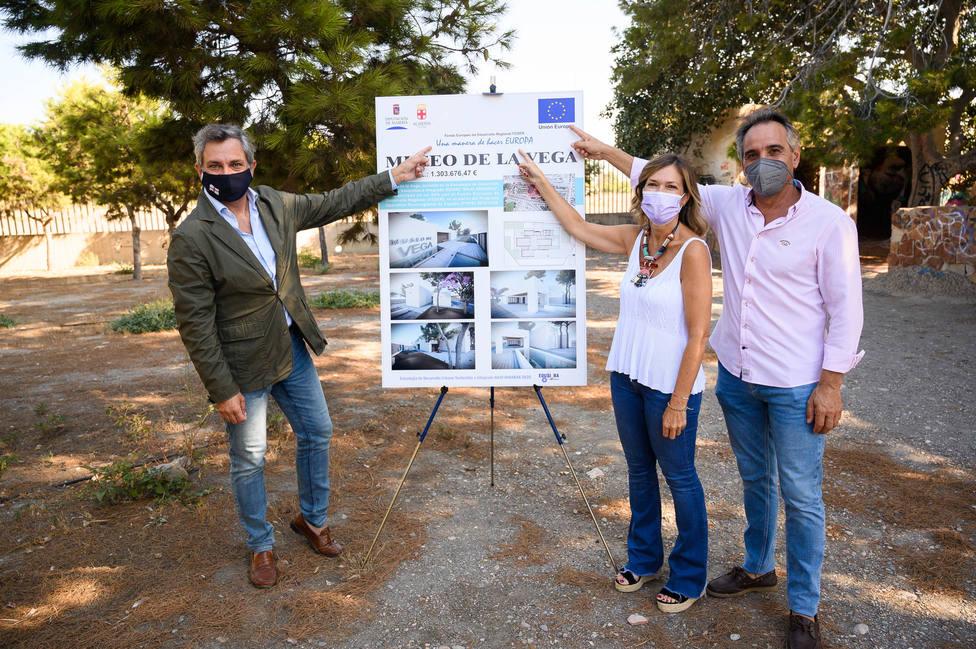 Ayuntamiento y Diputación convertirán en realidad el Museo de la Vega de Almería