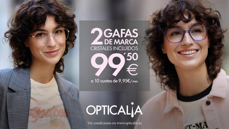 La vuelta a la rutina apetece el doble con la nueva promoción de Opticalia