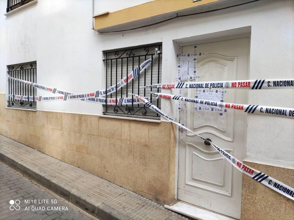 Prisión provisional para el presunto homicida de una mujer en Lorca