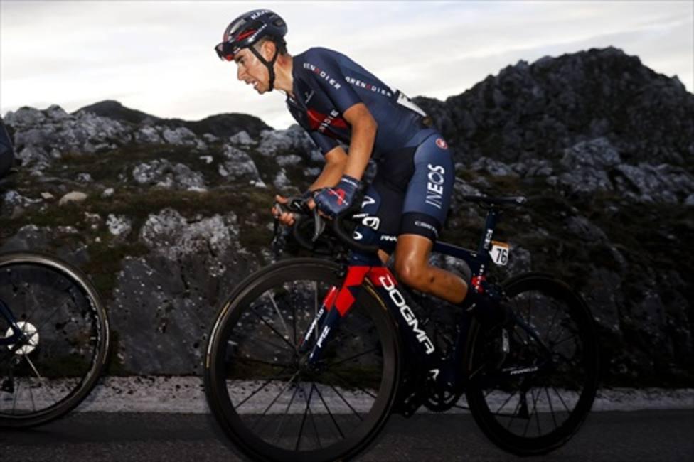 Ciclismo.- El Movistar Team se refuerza con el escalador Iván Sosa