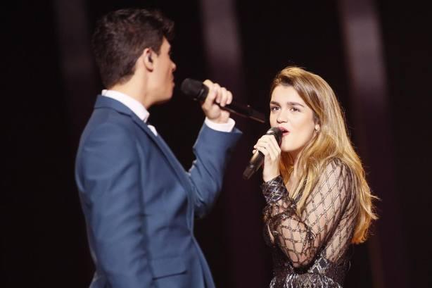 Amaia y Alfred actuarán en el puesto 2 de la final de Eurovisión 2018