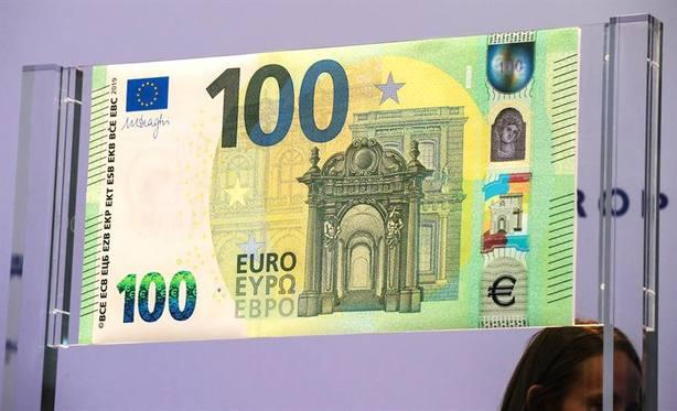 Nuevo billete de cien euros
