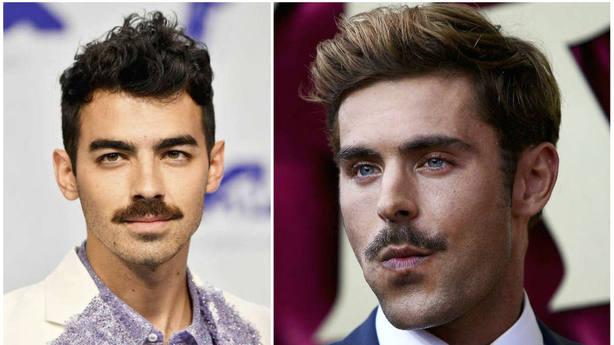 El cantante Joe Jonas y el actor Zac Efron
