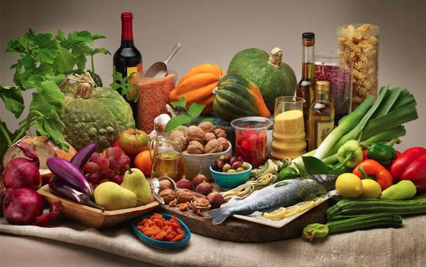 ¡Que no te engañen! Estos son los verdaderos alimentos de la dieta mediterránea